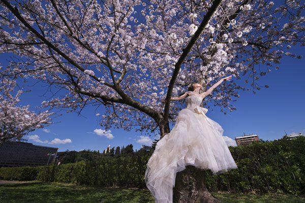 Inspiration shoot: un matrimonio ispirato al Giappone