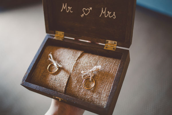 Tableau Matrimonio Rustico : Un matrimonio tra rustico e vintage