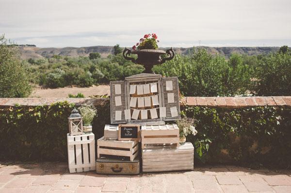 Matrimonio Rustico Como : Un matrimonio tra rustico e vintage