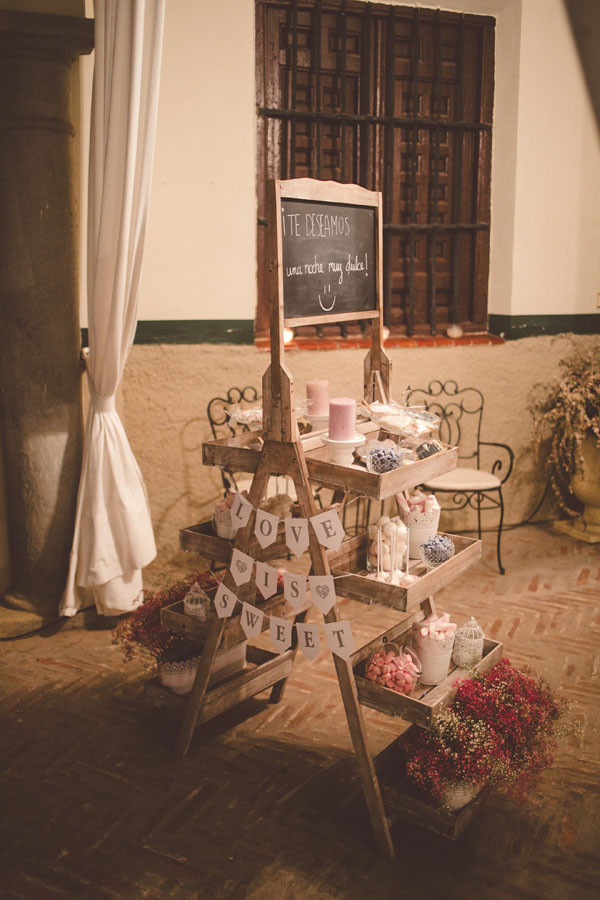 Matrimonio Tema Rustico : Un matrimonio tra rustico e vintage