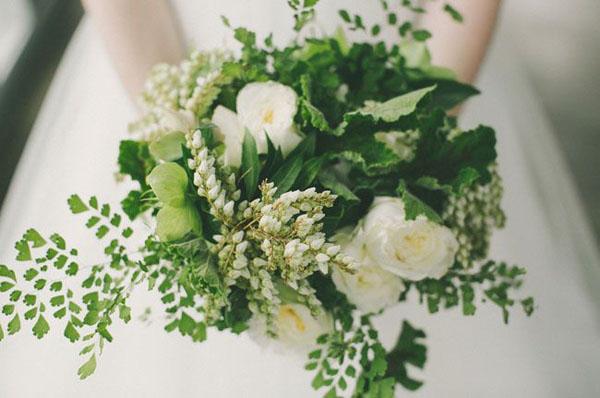 bouquet matrimonio botanico