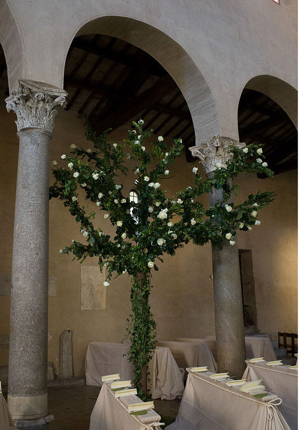 Matrimonio Tema Albero : Matrimonio a tema albero wedding wonderland