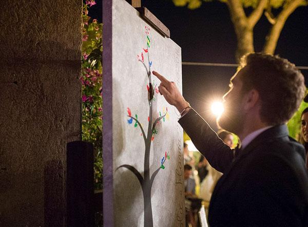 Matrimonio Tema Albero : Un matrimonio a tema albero wedding wonderland