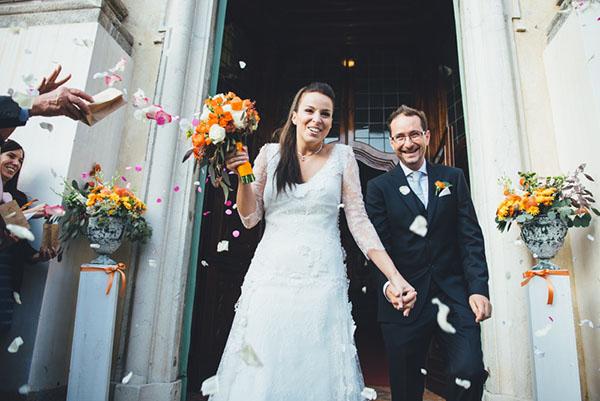 matrimonio autunnale a tema uccellini | matrimonio adhoc
