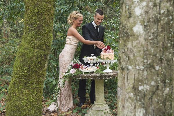 matrimonio autunnale nel bosco-21
