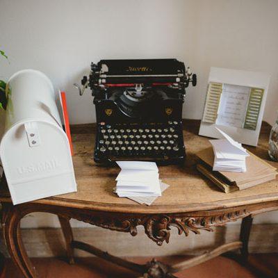 10 guestbook che vorrete copiare