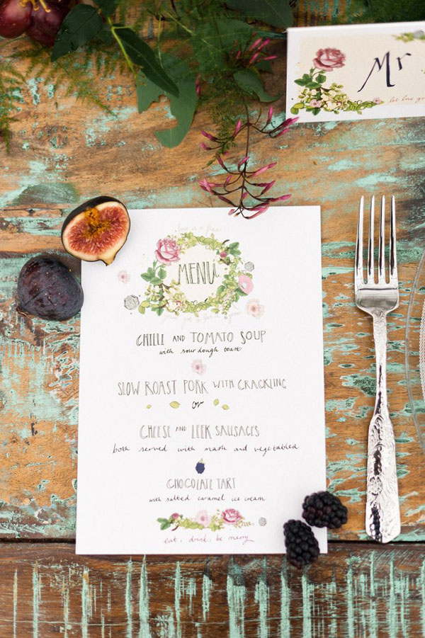 Matrimonio Tema Botanico : Idee per un matrimonio botanico wedding wonderland
