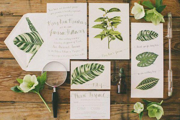 Matrimonio Tema Botanico : Matrimoni a tema pagina di wedding wonderland