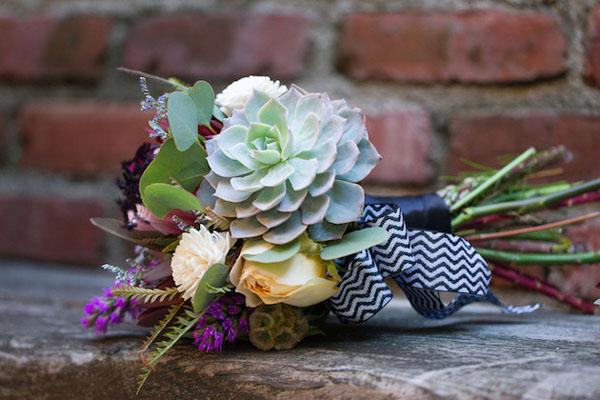 bouquet bohemien fai da te
