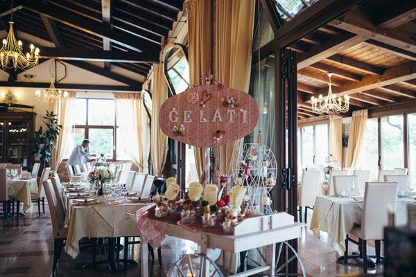 matrimonio shabby chic crema e rosa | Valerio Di Domenica Photography-14