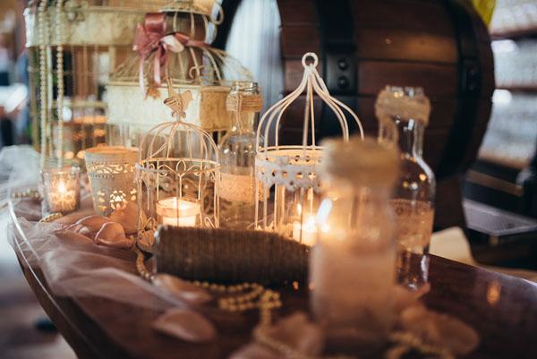 matrimonio shabby chic crema e rosa | Valerio Di Domenica Photography-20