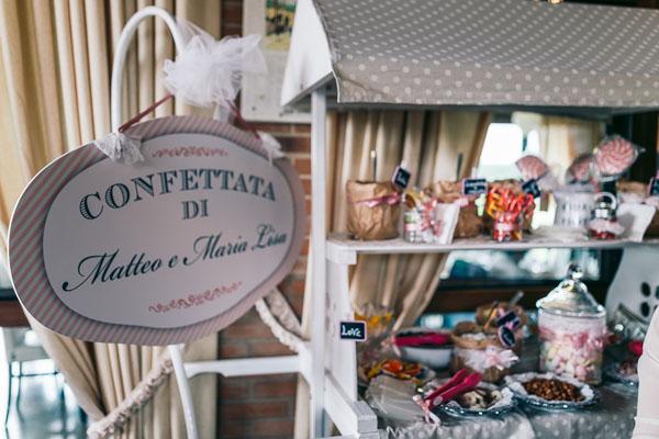 matrimonio shabby chic crema e rosa | Valerio Di Domenica Photography-23