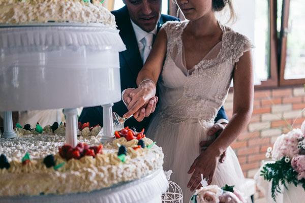 matrimonio shabby chic crema e rosa | Valerio Di Domenica Photography-24