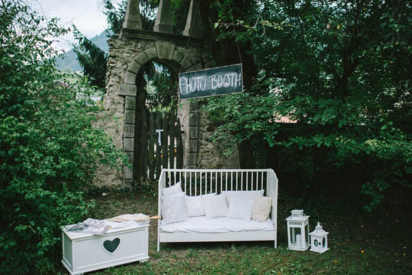 Matrimonio Bosco Toscana : Un matrimonio shabby chic nel bosco wedding wonderland