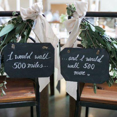 10 modi di usare le citazioni al vostro matrimonio