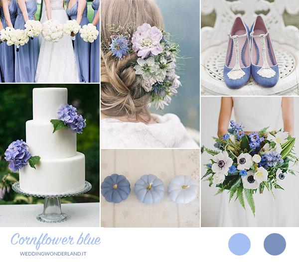 Inviti Matrimonio Azzurro : Matrimonio azzurro fiordaliso
