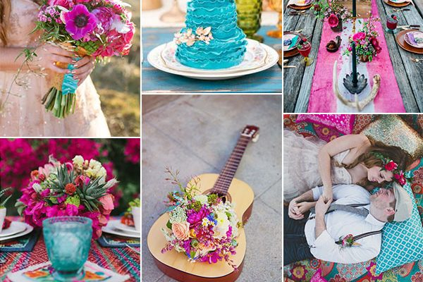 Matrimonio bohémien: una mini-guida