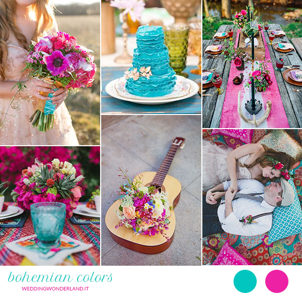 Matrimonio Bohemien Qr : Matrimonio bohémien una mini guida wedding wonderland