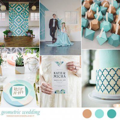 Matrimonio geometrico: una mini-guida