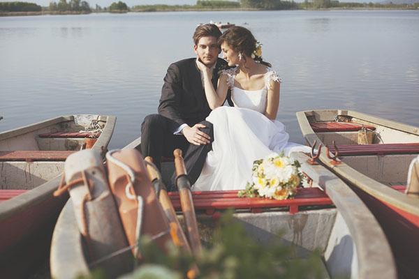 matrimonio giallo e verde sul lago di candia-13