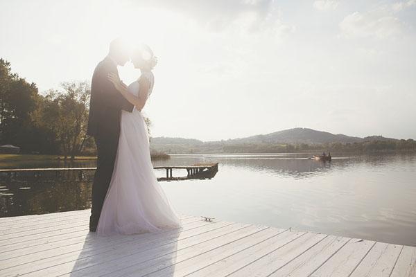 matrimonio giallo e verde sul lago di candia-18