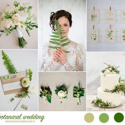 Matrimonio organico-botanico: una mini-guida
