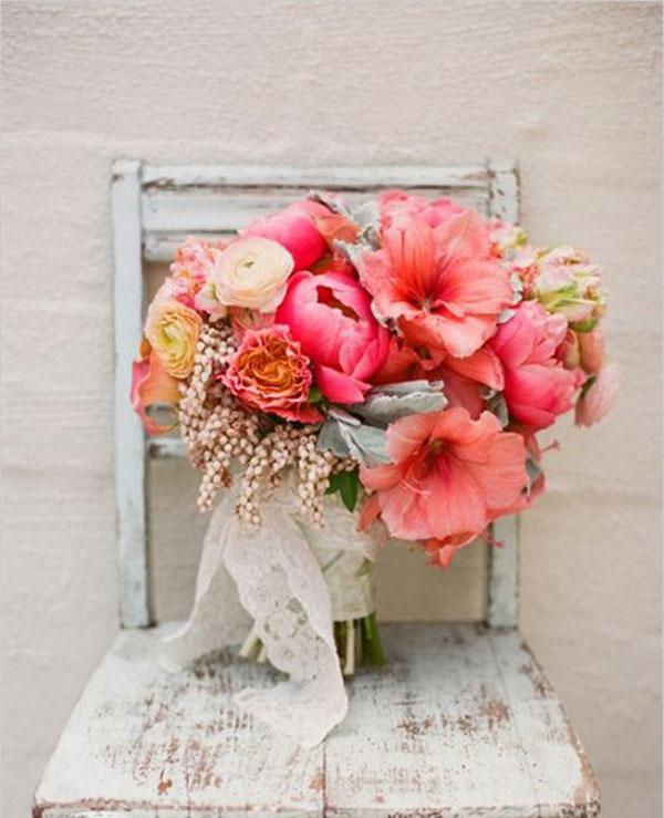 amaryllis fiori matrimonio autunno