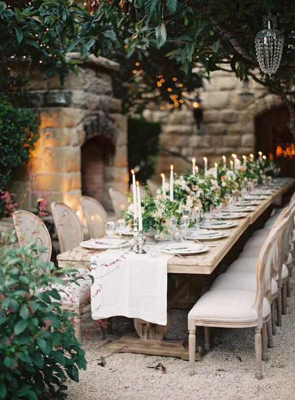 candele per un matrimonio romantico-01