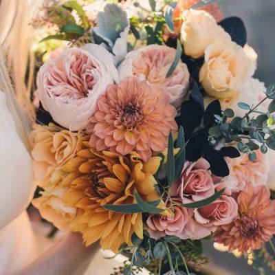10 fiori per un matrimonio in autunno