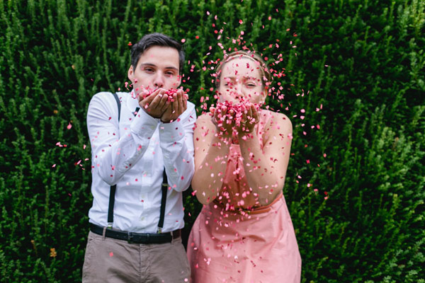 Unengagement session in un giardino botanico  Wedding Wonderland