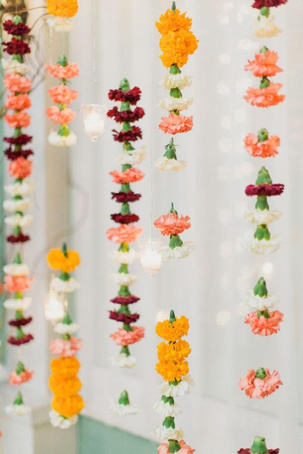 garofani fiori matrimonio autunno