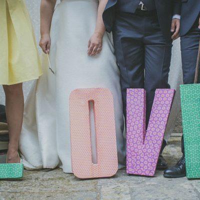 30 modi per colorare il vostro matrimonio