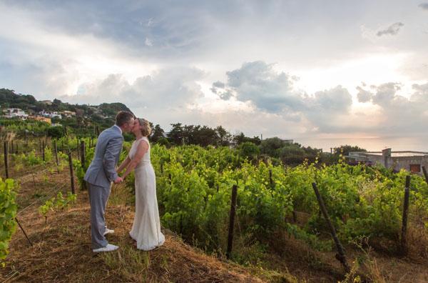 matrimonio in giallo a ischia-11