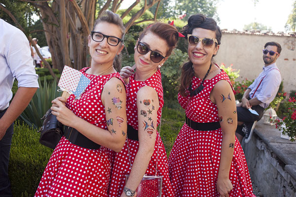 matrimonio rockabilly anni '50-13