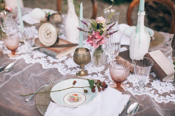 Matrimonio Vintage Bohemien : Inspiration matrimonio tra vintage e boho chic wedding