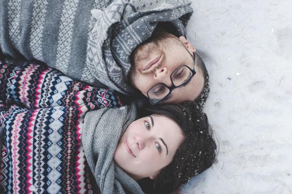 engagement session nella neve a sestriere-11