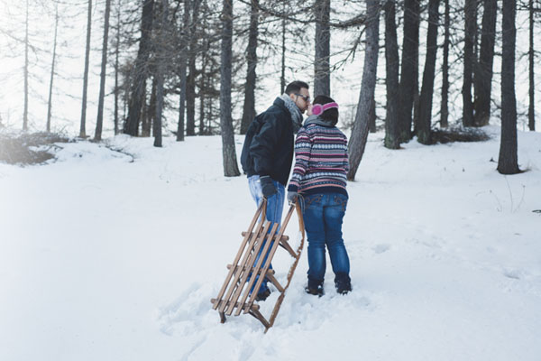 engagement session nella neve a sestriere-15