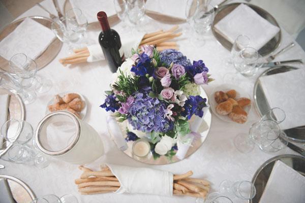 Matrimonio Azzurro Xl : Azzurro e viola per un matrimonio country wedding wonderland