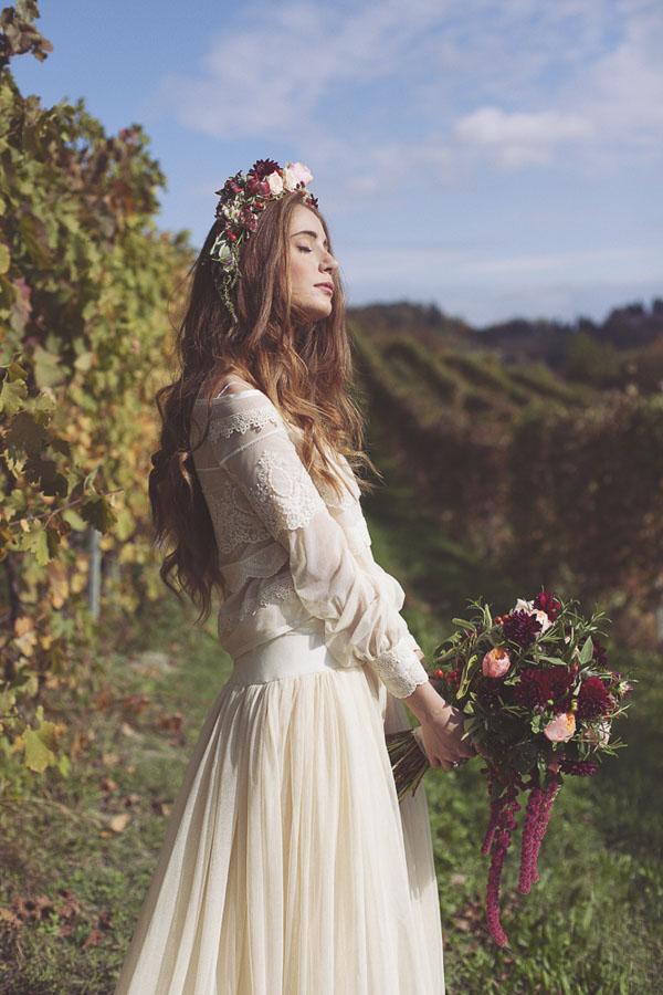 matrimonio bohemien autunnale in vigna-04