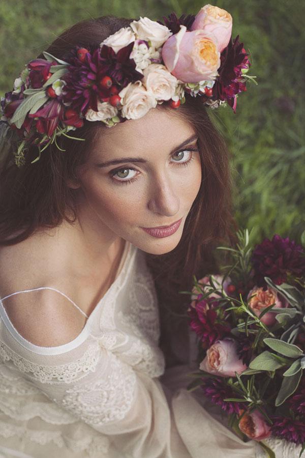 matrimonio bohemien autunnale in vigna-19