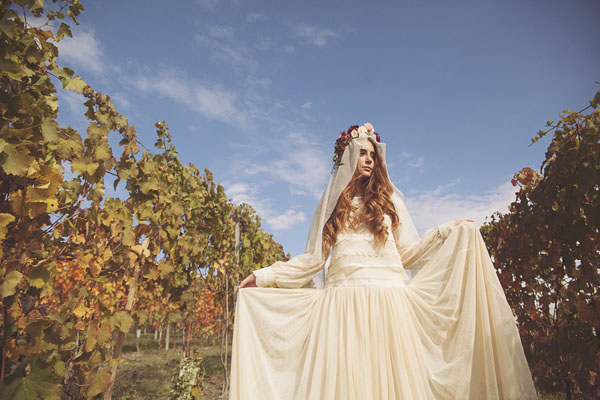 matrimonio bohemien autunnale in vigna-21