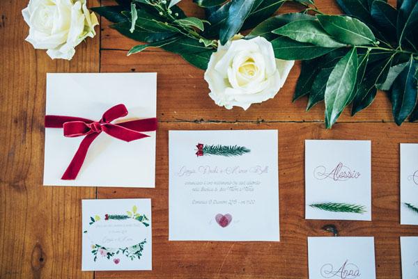 Partecipazioni Matrimonio Natale.20 Idee Per Un Matrimonio A Natale Wedding Wonderland