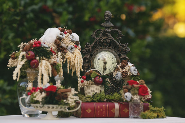 Matrimonio Natalizio Sorrento : Inspiration un matrimonio natalizio ispirato a biancaneve