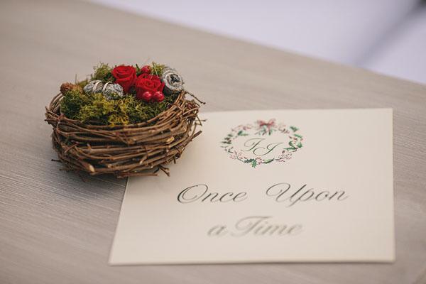 matrimonio natalizio ispirato a biancaneve-10