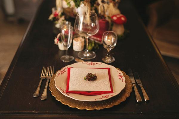 matrimonio natalizio ispirato a biancaneve-13