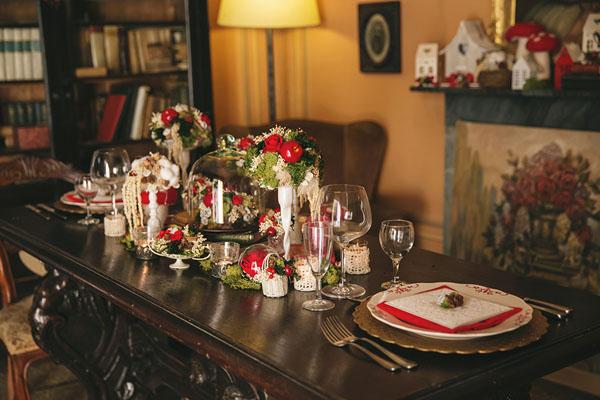 matrimonio natalizio ispirato a biancaneve-15