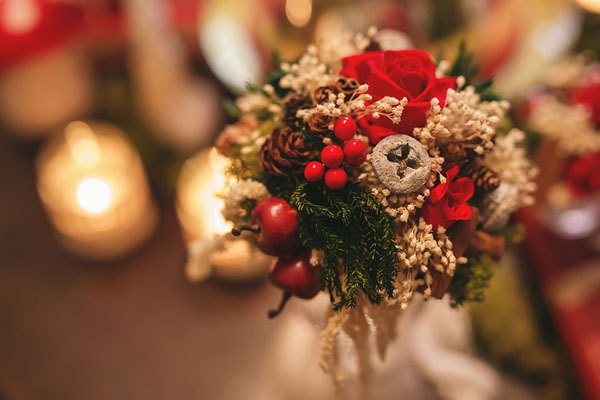 matrimonio natalizio ispirato a biancaneve-16