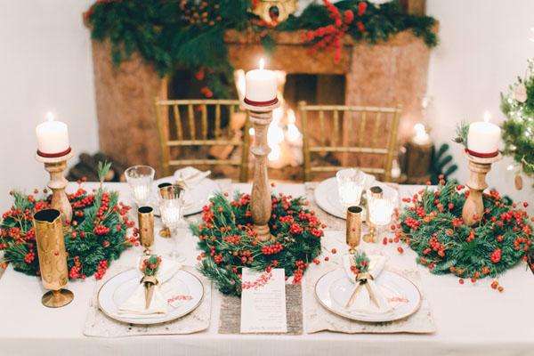 Matrimonio Natalizio Roma : Wedding wonderland idee per matrimoni creativi