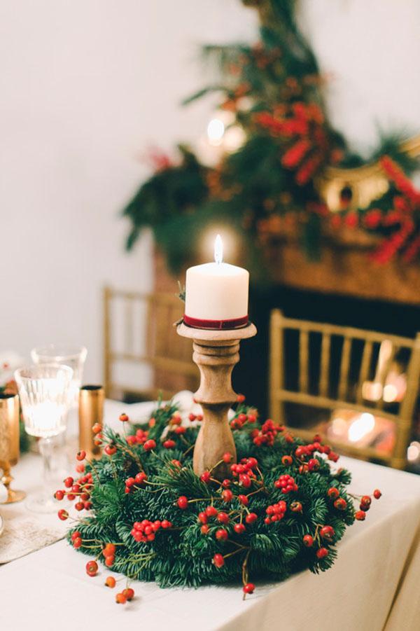Matrimonio Natalizio Roma : Inspiration un matrimonio rustico e natalizio wedding