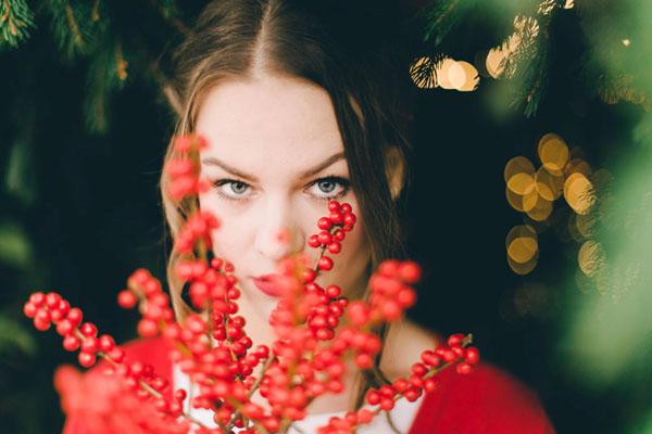Partecipazioni Matrimonio Natalizio : Inspiration un matrimonio rustico e natalizio wedding